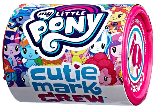 My Little Pony Cutie Mark Crew Series 1 Cafeteria Cuties Mystery Pack [Pink Lid]