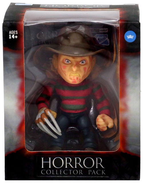 Horror A Nightmare on Elm Street Freddy Kreuger Vinyl Figure