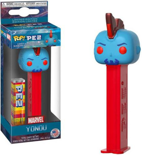 Funko Marvel Guardians of the Galaxy Vol. 2 POP! PEZ Yondu Candy Dispenser
