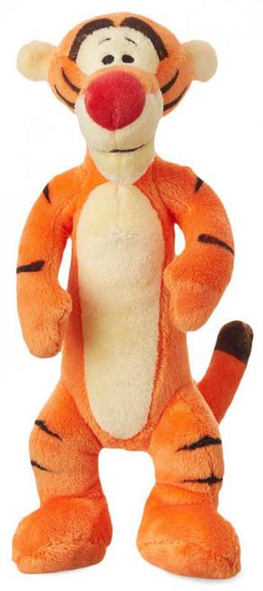 Disney Winnie the Pooh Tigger Exclusive 9.25-Inch Mini Bean Bag Plush