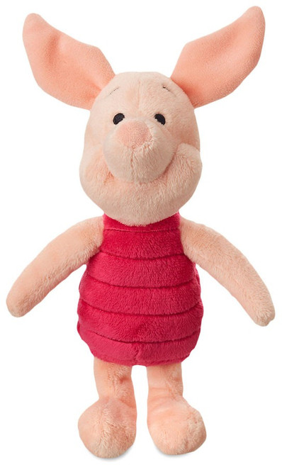 Disney Winnie the Pooh Piglet Exclusive 8.5-Inch Bean Bag Plush