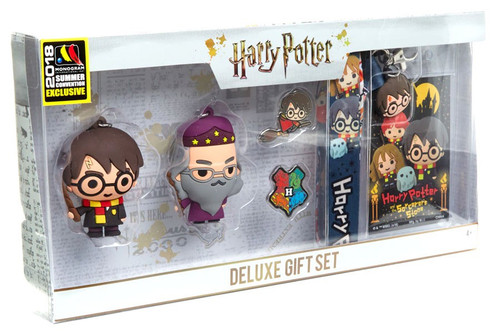 Harry Potter Chibi Exclusive Deluxe Gift Set