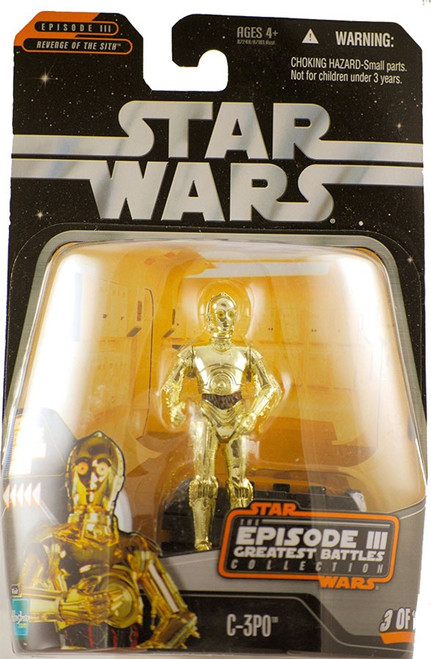 Star Wars A New Hope C-3PO Action Figure