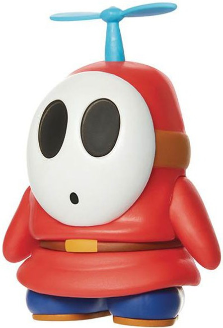 World of Nintendo Wave 13 Shy Guy with Propeller Action Figure