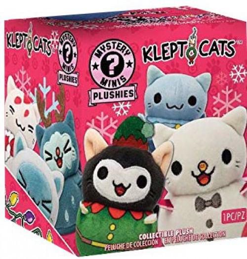 Funko Mystery Minis Plush KleptoCats Holiday Series Mystery Pack [1 RANDOM Figure]