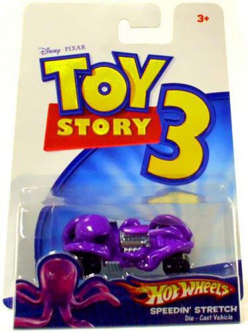 Toy Story 3 Hot Wheels Speedin' Stretch Diecast Car