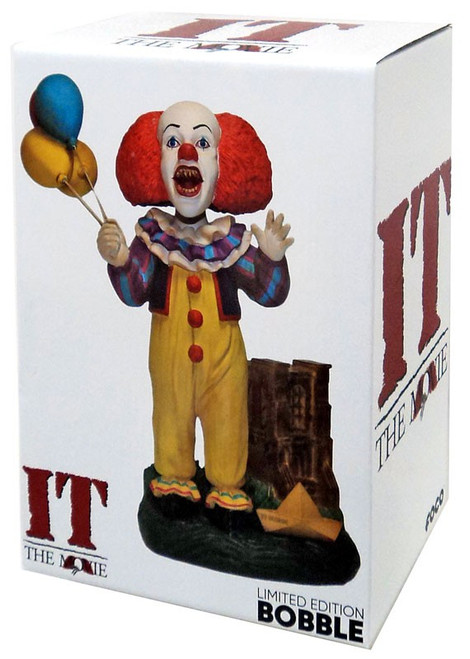 IT Movie (1990) Pennywise 8-Inch Bobble Head
