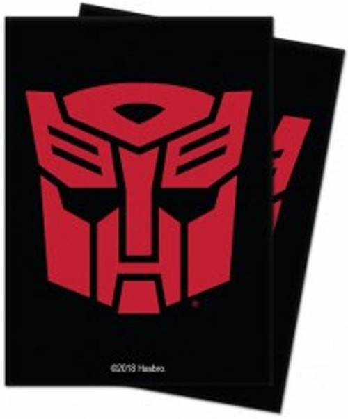 Ultra Pro Transformers Trading Card Game Autobots Standard Standard Card Sleeves [100 Count]