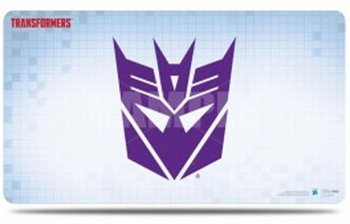 Ultra Pro Transformers Trading Card Game Decepticons Play Mat