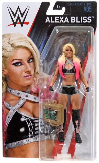 WWE Wrestling Series 85 Alexa Bliss Action Figure [Money in the Bank, Damaged Package]