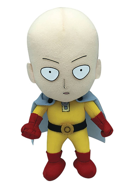 One Punch Man Saitama 8-Inch Plush