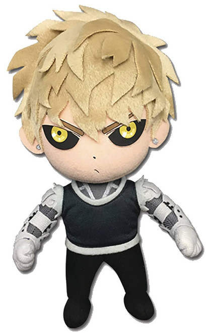 One Punch Man Genos 8-Inch Plush