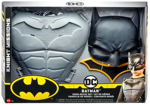 DC Batman Missions Hero-Ready Set Roleplay Set [Damaged Package]