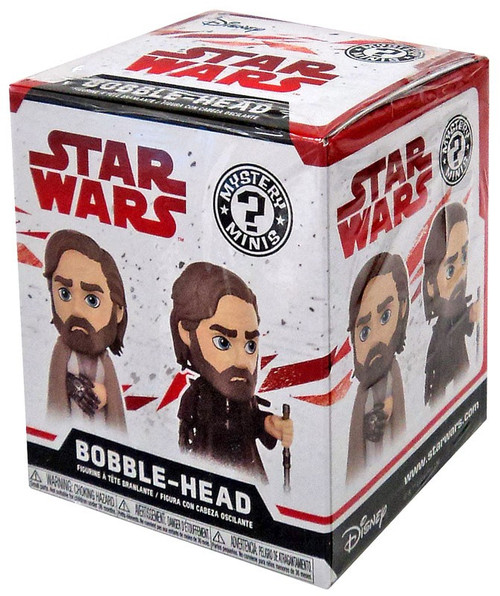 Funko Star Wars Mystery Minis The Last Jedi Exclusive Mystery Pack [Smuggler's Bounty, Damaged Package]