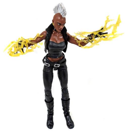 X-Men Marvel Legends Apocalypse Series Storm Action Figure [Mohawk, Loose]