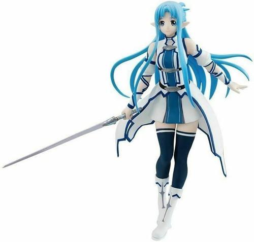 Sword Art Online 2 Asuna 6.6-Inch Collectible PVC Figure [Undine Version]