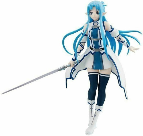 Sword Art Online 2 Asuna 6.6-Inch Collectible PVC Figure [Undine Version]