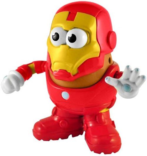 Marvel Mr Potato Head Invincible Iron Man Figure [Damaged Package]