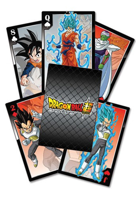 Dragon Ball Super - Resurrection F Resurrection of F Characters Playing Cards