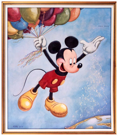 Disney Twenty Three Magazine [Mickey Mouse 90th Anniversary]
