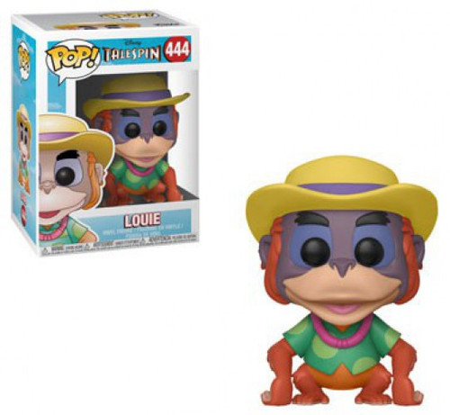 Funko TaleSpin POP! Disney Louie Vinyl Figure #444 [Green Shirt, Regular Version, Damaged Package]