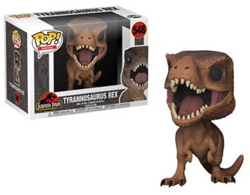 Funko Jurassic Park POP! Movies Tyrannosaurus Rex Vinyl Figure #548 [Damaged Package]