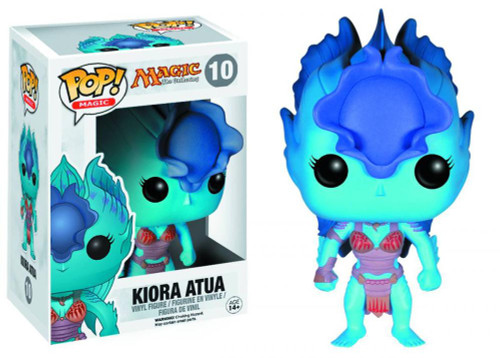 Funko MtG POP! Magic Kiora Atua Vinyl Figure #10 [Damaged Package]