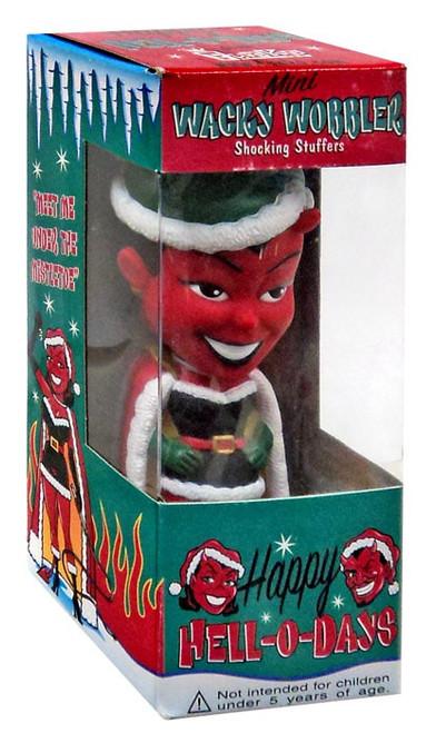 Funko Happy Hell-o-Days Wacky Wobbler Demonique Bobble Head [Damaged Package]