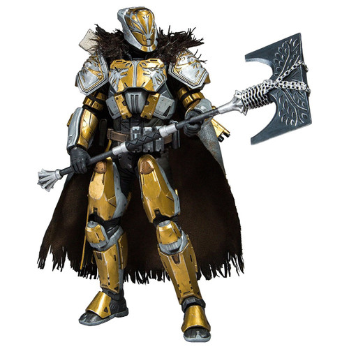 McFarlane Toys Destiny Lord Saladin Deluxe Action Figure [Damaged Package]