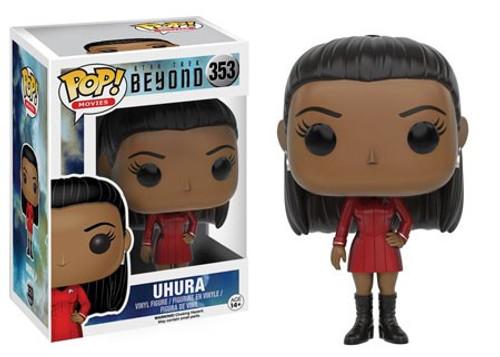 Funko Star Trek Beyond POP! Movies Uhura Vinyl Figure #353 [Damaged Package]