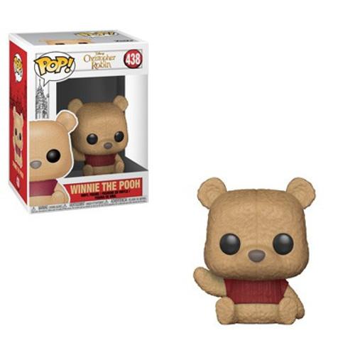 Funko Christopher Robin POP! Disney Winnie the Pooh Vinyl Figure #438 [CR Movie, Damaged Package]
