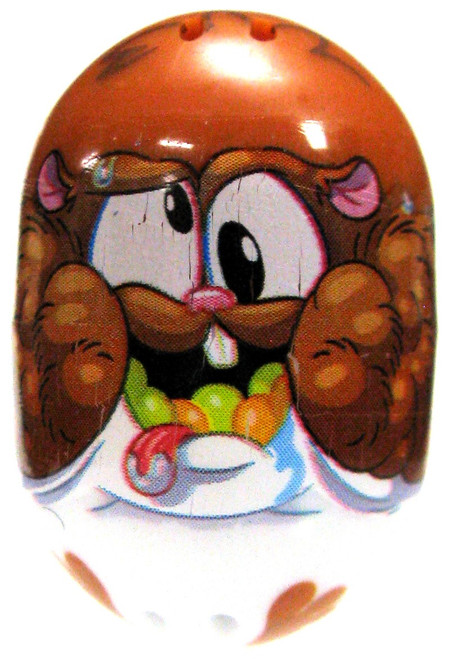 Mighty Beanz 2018 Series 1 Stuffed Hamster Common Mighty Bean #21 [Loose]