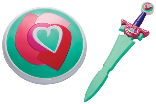 Nickelodeon Nella The Princess Knight Sword & Shield Exclusive Roleplay Set