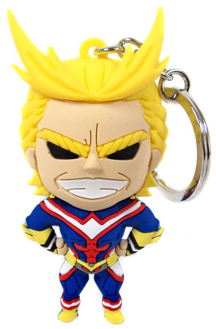 My Hero Academia 3D Figural Keyring Series 1 All Might Mystery Minifigure [Loose]