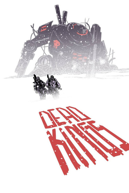 Aftershock Comics Dead Kings #1 Comic Book