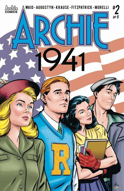 Archie Comic Publications Archie 1941 #2 Comic Book