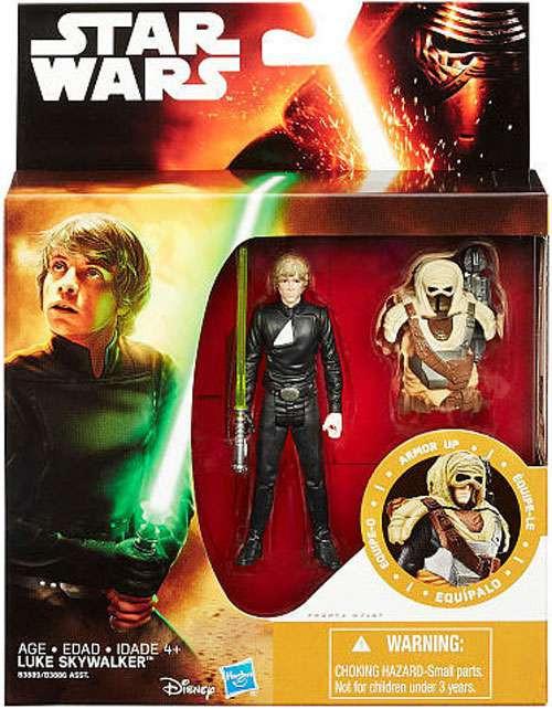 Star Wars Return of the Jedi Mission Armor Luke Skywalker Action Figure [Desert Mission Armor]