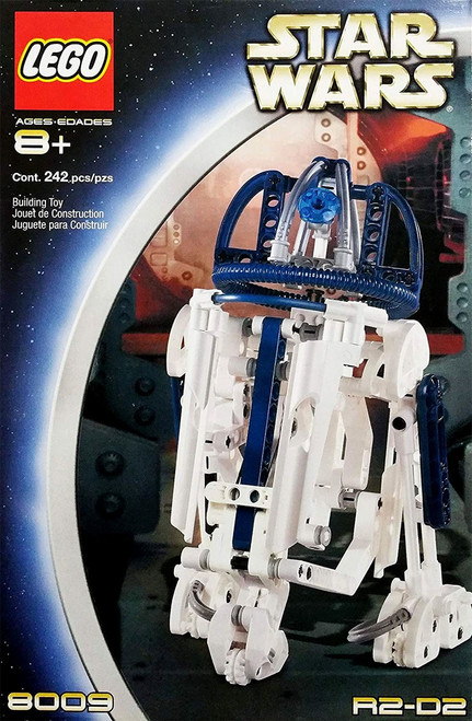 LEGO Star Wars A New Hope Technic R2-D2 Set #8009