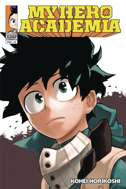 My Hero Academia Volume 15 Manga Trade Paperback