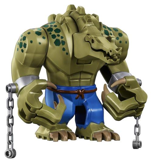DC The LEGO Batman Movie Killer Croc [Loose]