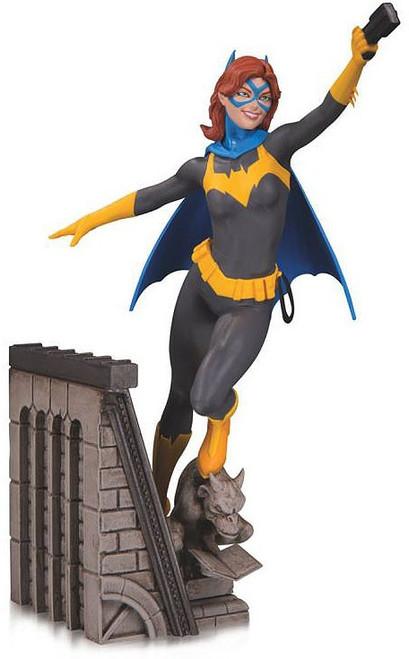 DC Batman Bat Family Batgirl 8.2-Inch Multi-Part Statue Diorama