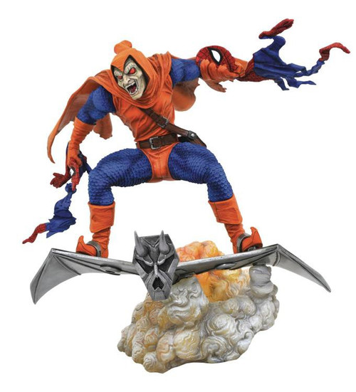 Spider-Man Marvel Premier Collection Hobgoblin 12-Inch Resin Statue
