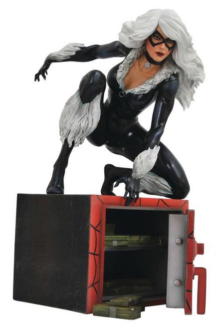 Marvel Gallery Black Cat 9-Inch PVC Figure Statue