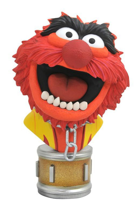 The Muppets Legendary Film Animal Half-Scale Bust
