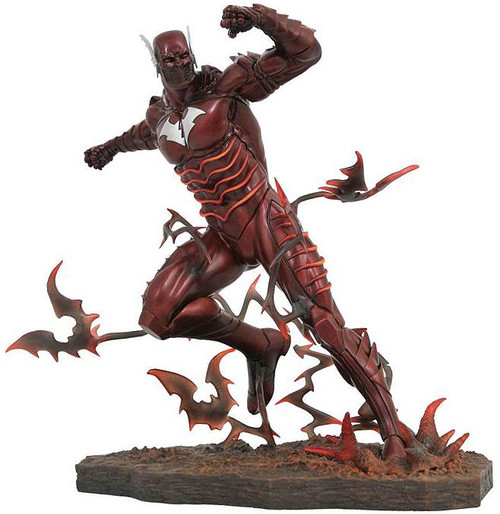 Batman DC Gallery Dark Nights: Metal Red Death 9-Inch Collectible PVC Statue