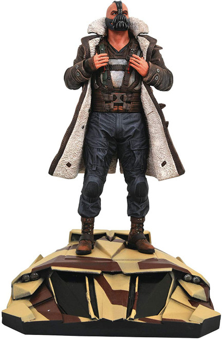 The Dark Knight Rises DC Gallery Bane 9-Inch Collectible PVC Statue