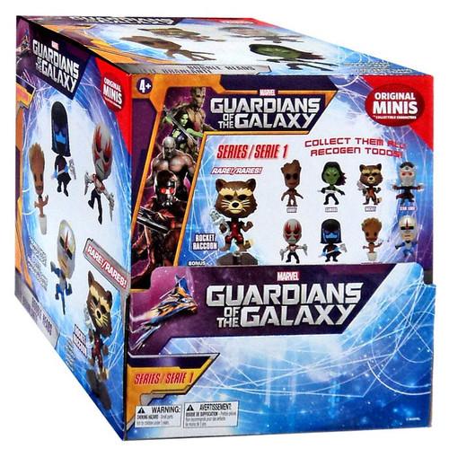 Marvel Original Minis Series 1 Guardians of the Galaxy Bobble Head Mystery Box