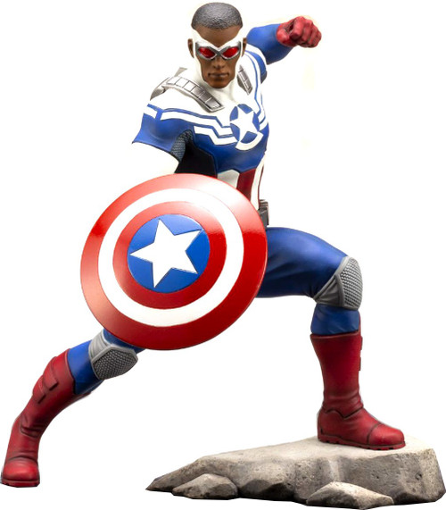 Marvel Avengers ArtFX+ Captain America Statue [Sam Wilson]