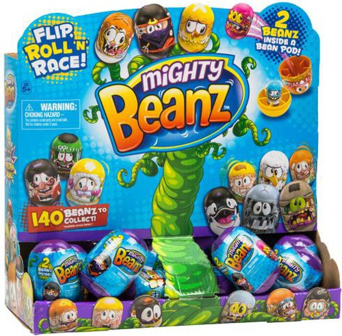 Series 1 Mighty Beanz Mystery Box [30 Packs]