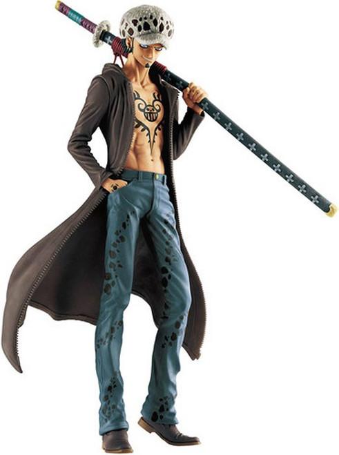 One Piece Memory Figure Trafalgar Law Collectible PVC Figure